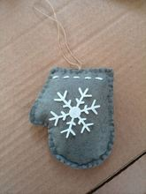 Delicate Baby'S Gift Frozen Christmas Ornaments