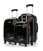 large luggage sets luggage trolley bag marilyn monroe suitcase jumbo plastic basket trolley 3 Size -- PCE20/24/28