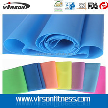 Pilate Yoga Elastic Stretch Rubber Band, Latex Exercise Resistance Band