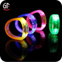 Wonderful Gift Cheap Custom Led Reflective Bracelet