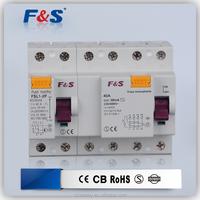 F362 electric leakage circuit breaker