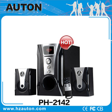 Cheap price active 2.1 professional speaker used for sale with high quality