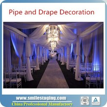 wedding arches for sale,white carpet for wedding,pipe and drape wholesale