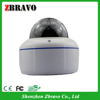 H.264 Security dome IP cam,cell phone viewing 1.3 mega-pixel dome ip web camera