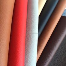 High quality semi PU artificial leather for sofa furniture HX328
