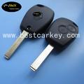 topbest 434 mhz controle remoto chave com chip 7947 para renault clio remoto chave