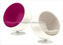 High Quality Ball Chair Fiberglass Chair Replica by Eero AarnioMY3335