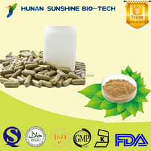 100% natural Anti- tumor&Slimming Care Medicine Green Coffee Bean Extract 50% Chlorogenic Acids Capsules