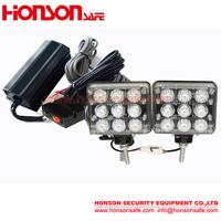 LED waterproof Police motorcycle Headlights Head Light HML-130