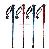 GS/TUV ADW-007 High Quality Cheap Telescopic Carbon Nordic Walking Sticks/telescopic carbon walking poles