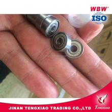 Micro bearings 624ZZ fishing reels bearings skateboard bearings