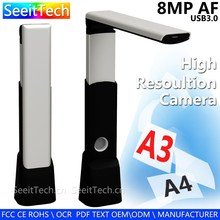 manufacture oem 8MP A3 A4 document fastest scanners best hand held scanner