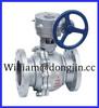 Stainless steel ball valve ANSI API DN25- DN 1000 mm