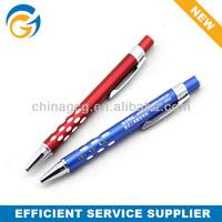 Factory Price Dot Design Metal Ball Pen