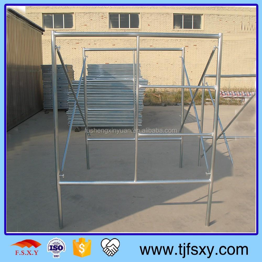 Galvanized Steel Scaffolding : Galvanized steel q scaffolding for construction buy