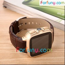 New Android smart watch phone 3G sim card inserted