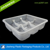Disposable Clear PP Tray For Biscuit