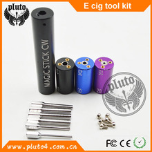 New products Ecig Accessory atomizer tool kit BASICS coil jig e cig tools with factory price
