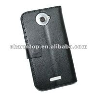 High Quality PU Leather Case for HTC G23 S720e One X