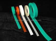 Polyurethane squeegee for screen printing machine