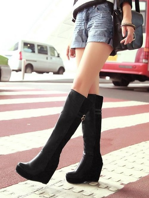 Женские ботинки CooLcept P14671 EUR 34/39