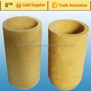 Refractario de óxido de magnesio cerámica melting pot