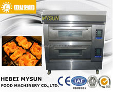 portable electric oven,electric deck oven for cake ( 3 decks 6 trays, MANUFACTURER LOW PRICE)