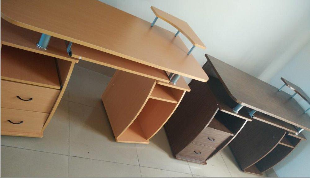 gx-211 목재 PC 테이블, 컴퓨터 책상, 사무용 가구-목재 테이블 ...