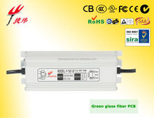 waterproof led driver 50W 12V power supply with EMC,LVD,RoHS Certification