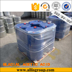 Factory supply 99.5%min industrial acetic acid price