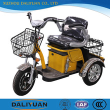 disabled motorized second hand tricycles for sale electric for elder
