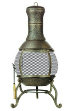 Garden Cast Iron Chiminea