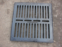 Ductile iron Gratings EN124 C250