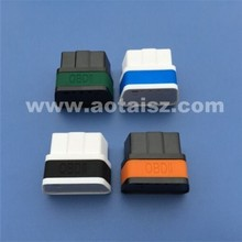 Motorcycle diagnostic tool 16pin obd2 male connector enclosure