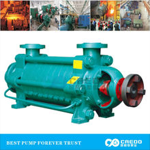 multistage low head centrifugal pump