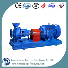 IS type horizontal end suction single stage centrifugal water pump
