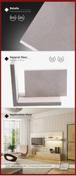 Fibe cement board 100% asbestos free