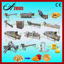 Full/Semi automatic potato chips making machine price for sale