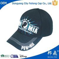 fishing cheap baseball hats long bill leather baseball cap cap factory baseball cap with ear flaps