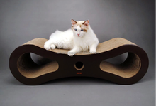 Pet Cat Corrugated Cardboard Cat Scratcher Sofa