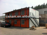 CANAM- well-designed prefabricated movable container room
