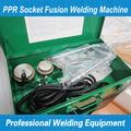 maquina termofusion PPR nueva a estrenar Matrices calefactores con revestimiento antiadherente de PTFE de alta calidad con prolo