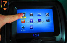 touch screen car dvd player for volvo s40