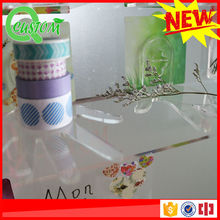 Products you can import from china transparent fruits and vegetable display shelf