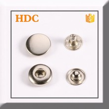 2015 HDC shirts metal 831 snap button for jacket