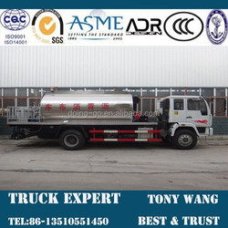 SINOTRUK 8000 Liters asphalt batching plant, asphalt machinery for sale