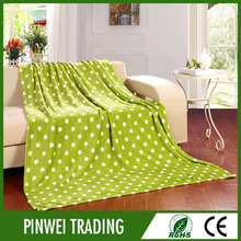 2015 new arrival oriental disposable pure wool blanket in production line