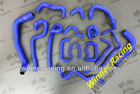 Radiator silicone hose for NISSAN SKYLINE ECR33/R33 GTS-25T/GTS-4 RB25DET 1993 1994 1995 1996 1997 1998
