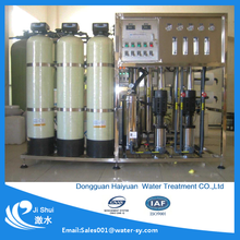1000LPH Stainless steel Reverses Osmosis water purification system price