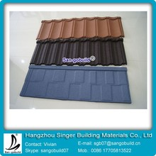 0.4mm Thickness Metal Sheet Roofing Tile Cheap Metal Tiles Roof